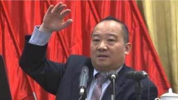 李毅宣稱沒有要去演講 統促會:有所本才印海報