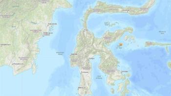 印尼蘇拉威西島規模7強震 海嘯警報已發布!