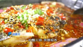 """四川""""烤魚""""好火辣 台客驚呆妙趣橫生"""