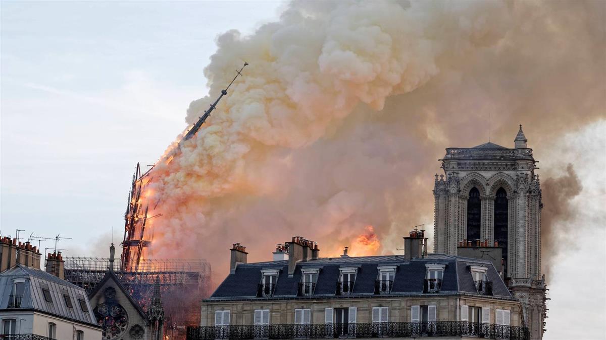 850年歷史巴黎聖母院 雨果《鐘樓怪人》靈感來源