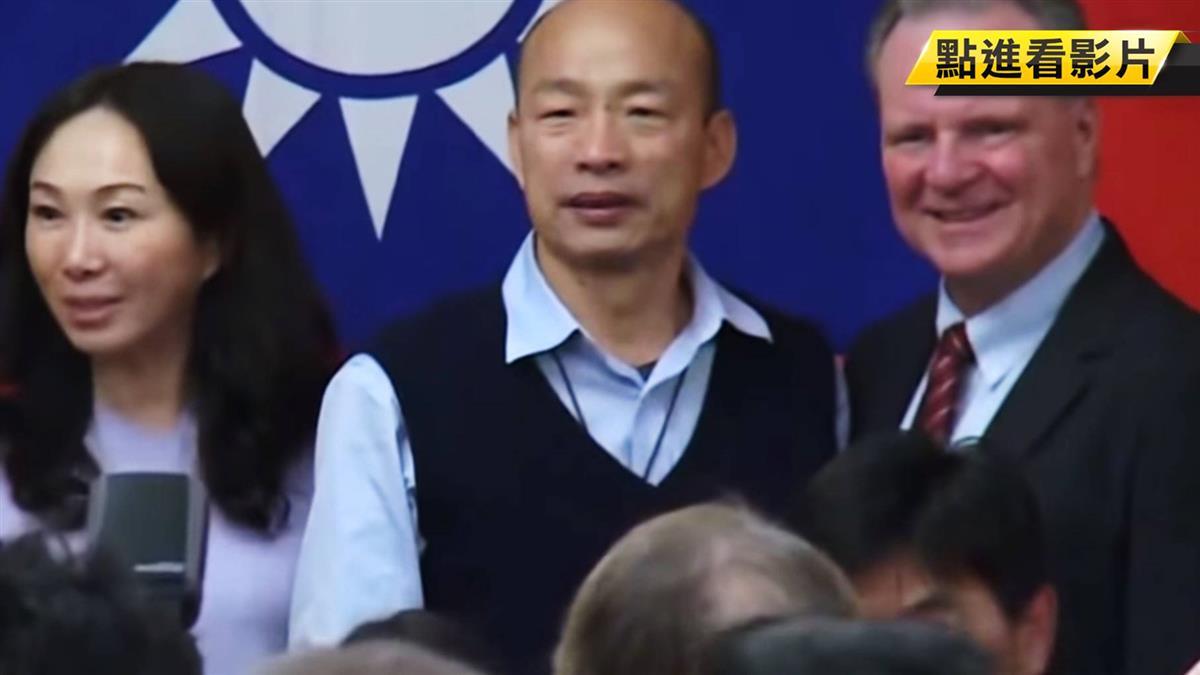 華人史上第一位!韓獲頒「聖塔克拉拉郡」榮譽市民