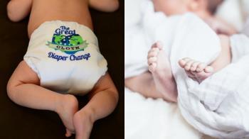 罕見!1個月嬰肛門長菜花 竟是阿嬤太會噴…