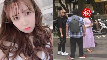台北街頭捕獲D槽女神!一轉身老司機全暴動