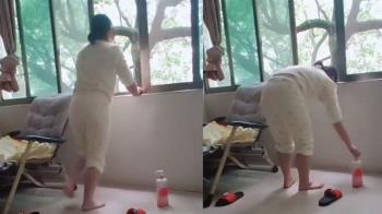 免花錢!女靠沐浴乳 自製跑步機…超母湯