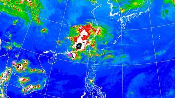 大雨將襲!本周起全台3波雷雨 連灌5天