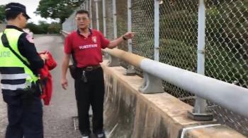 進香男詭爬圍籬!墜國道3號…頭破慘死
