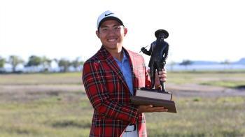 台灣32年來第1人! 潘政琮勇奪生涯首座PGA金盃