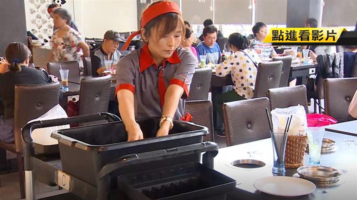食材回收再食用? 千葉:經查轉員工餐、違規將懲處
