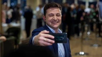 烏克蘭諧星成總統 牽動歐俄兩強博奕受矚目