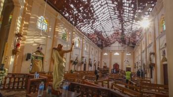 斯里蘭卡恐攻290死 爆政府早掌握情資