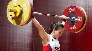 郭婞淳亞錦賽3破世界紀錄 完成3金制霸