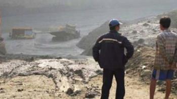 緬甸玉礦土石崩塌 逾50人恐喪命