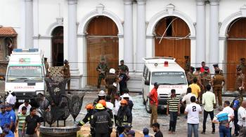 斯里蘭卡連環恐攻前數小時 情治單位曾接獲警告