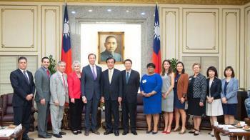 蘇嘉全:台灣願意為國際做出貢獻