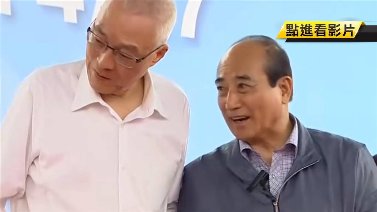 同台吳敦義!王金平談初選:怎麼交代、我怎麼做