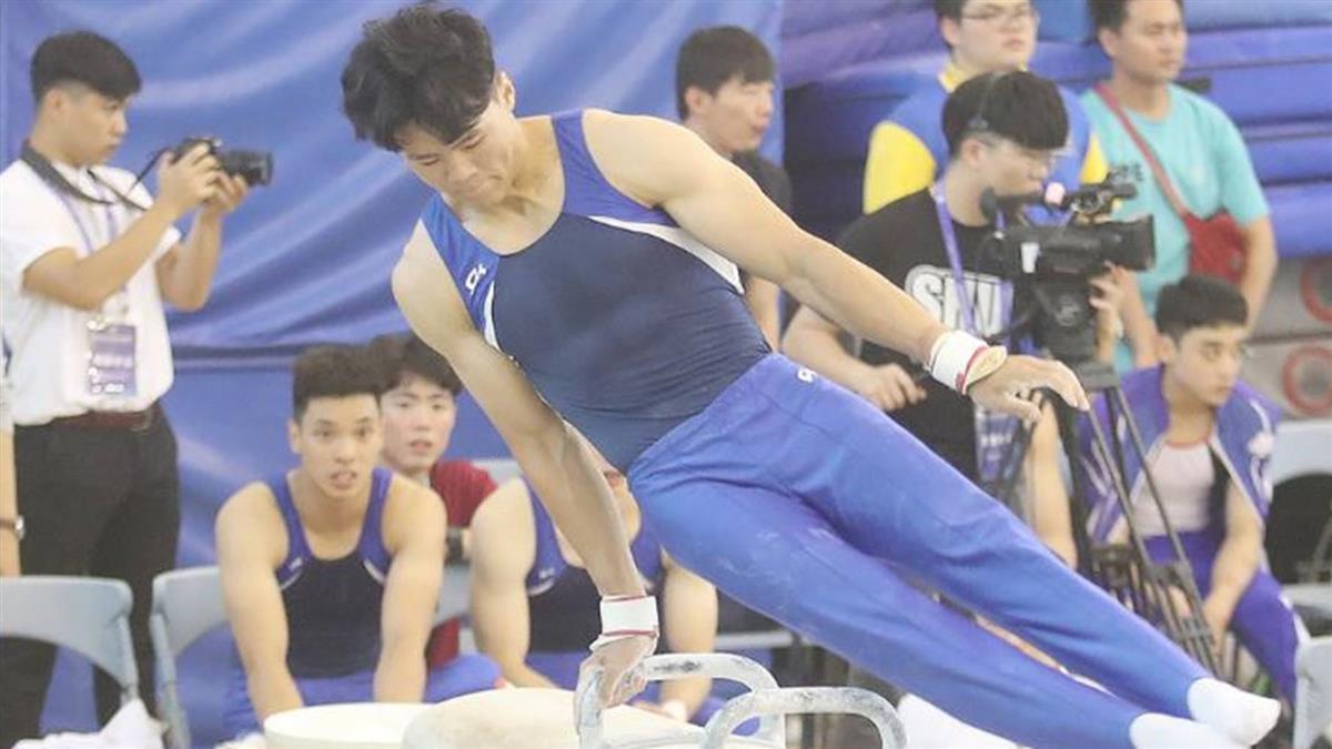 不再困擾體重 體操國手唐嘉鴻甩油成效佳