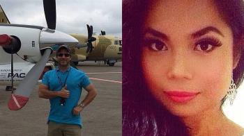 飛行員墜機亡!同居女友爽花遺產…真相超反轉