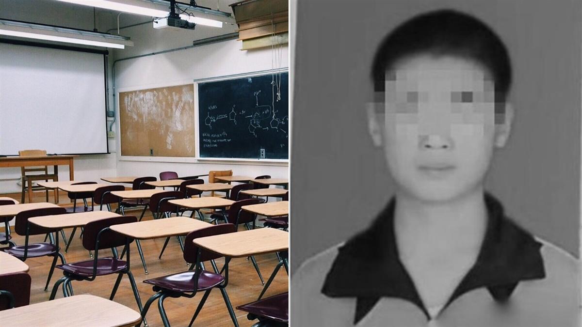 國二生被拖廁所圍毆 沒人敢救!他忍痛找老師…死了