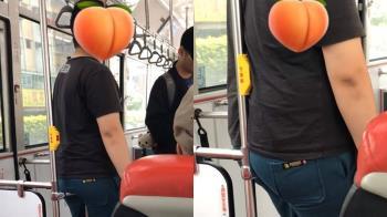 搭公車狂蹭扶手!他忘情擺臀 網驚:整根含住