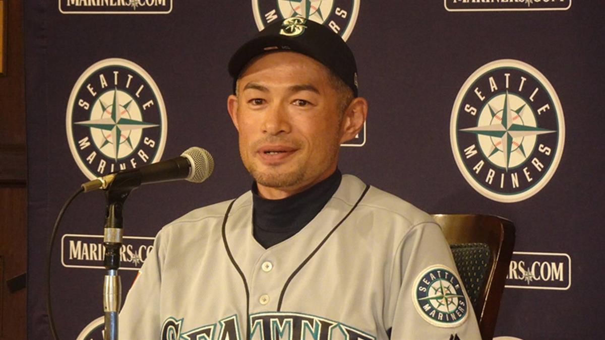 鈴木一朗重返球場 西雅圖水手宣布新職務