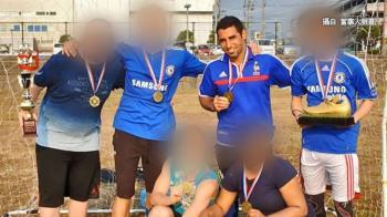 涉殺岳父母伊拉克男 曾奪日本足球賽冠軍