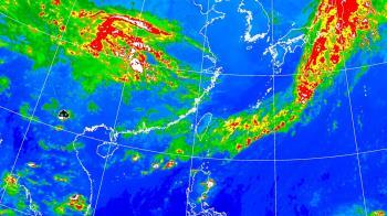 南部周五前仍有雨! 下週迎新一波大雨