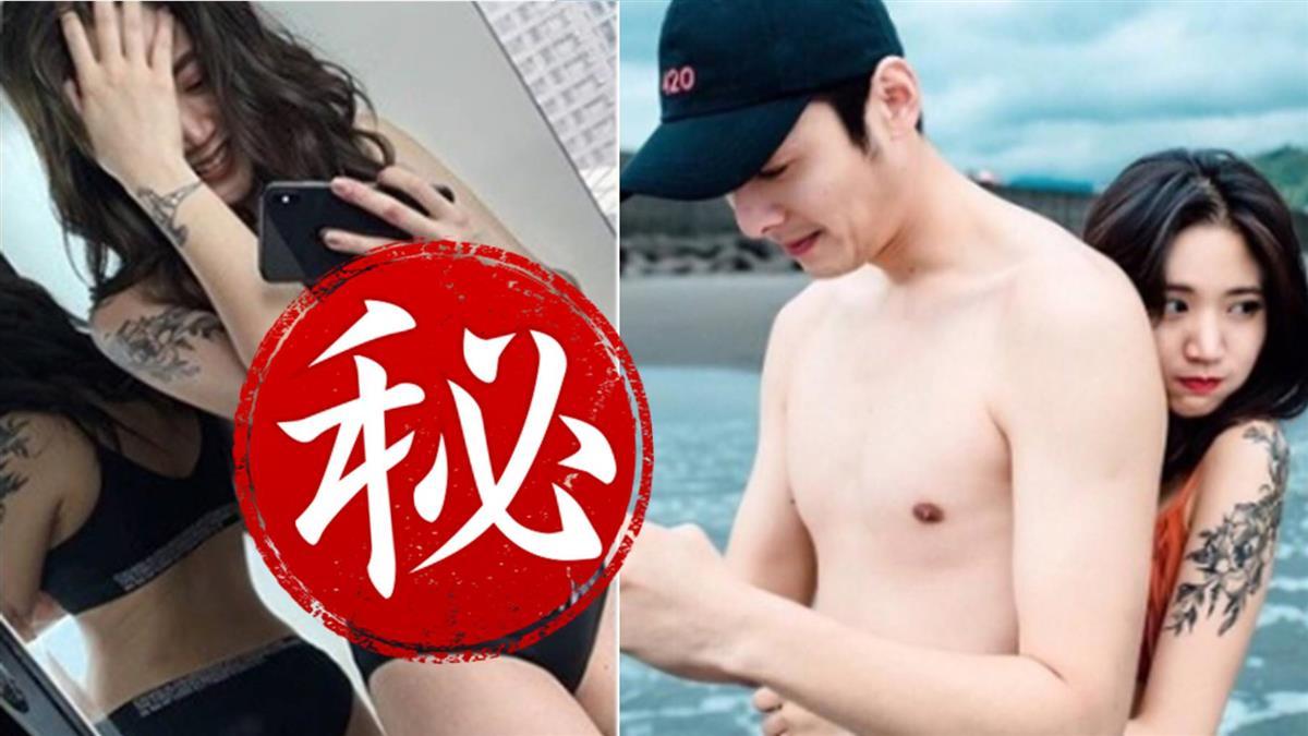 恭喜!陳艾琳爆雙喜 3月孕肚照曝光