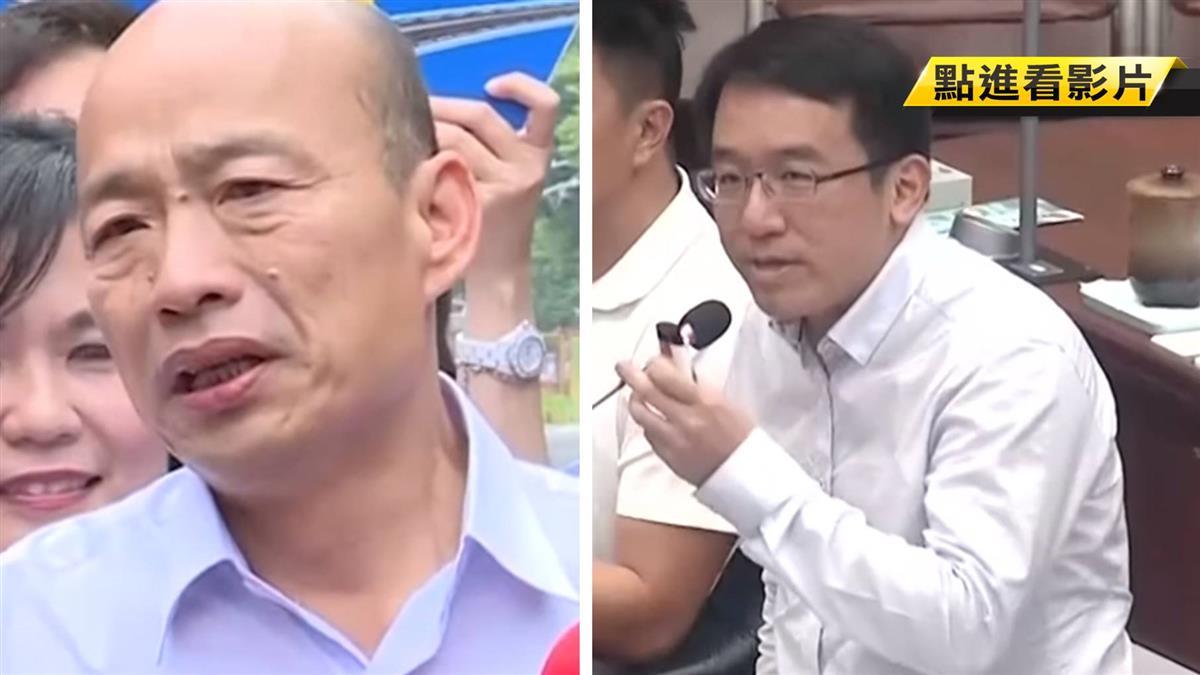 韓公開反對特赦扁!陳致中酸:忙著選總統