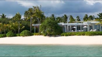 住1晚300萬!這小島有9個足球場大只蓋6棟別墅