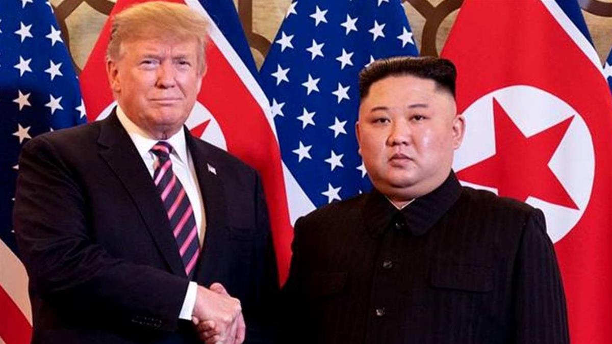 北韓發射戰術導向武器  川普仍堅稱協議有望