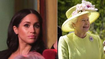 吃到蛋?梅根翻臉罵人 女王怒斥:別那樣說話