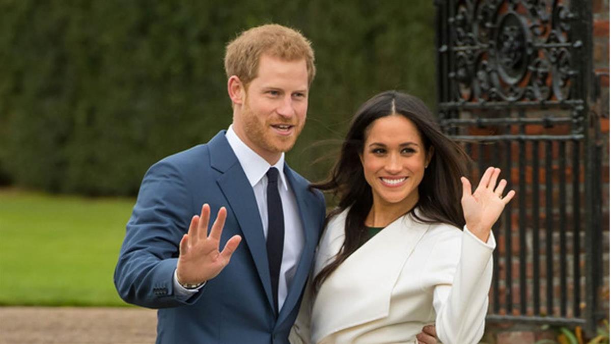 恭喜!梅根王妃生了 誕第七順位繼承人
