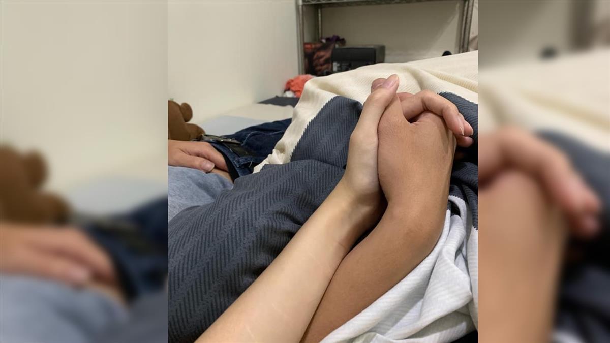 男友手插內褲才要睡 她傻眼…網曝:女生也會