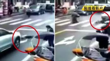 男撞傷女…倒車再輾一次 車禍潛規則曝光