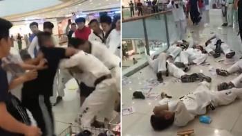 陸跆拳道館「被團滅」韓網友怒:是在作秀