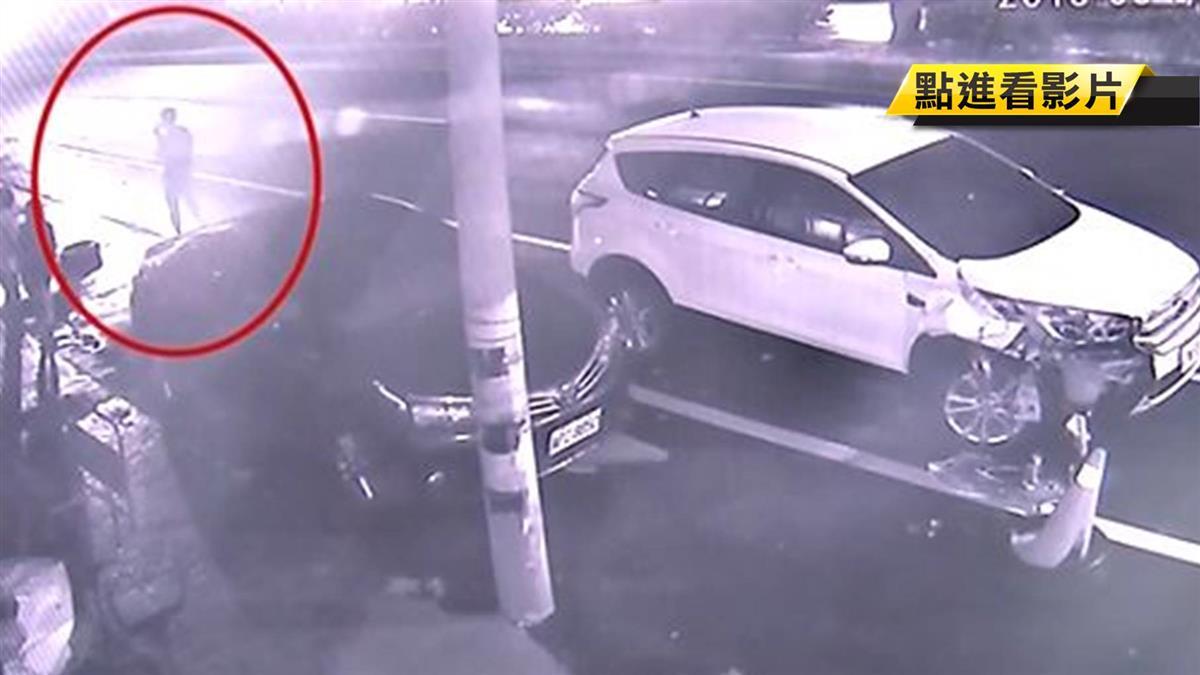 酒駕撞死人誆「老婆開的」 剛講完...妻騎車出現