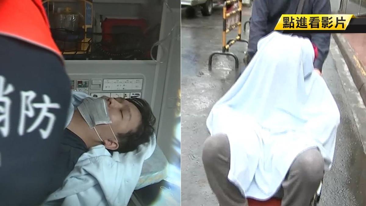 血壓脈搏正常 卻意識不清!黃琪開庭未審先昏倒