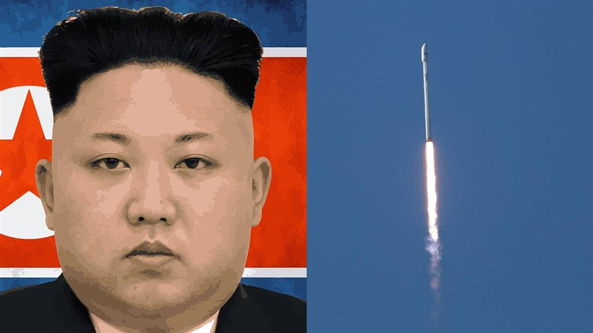 試射火箭飛彈後 北韓:屬常規且自我防衛動作