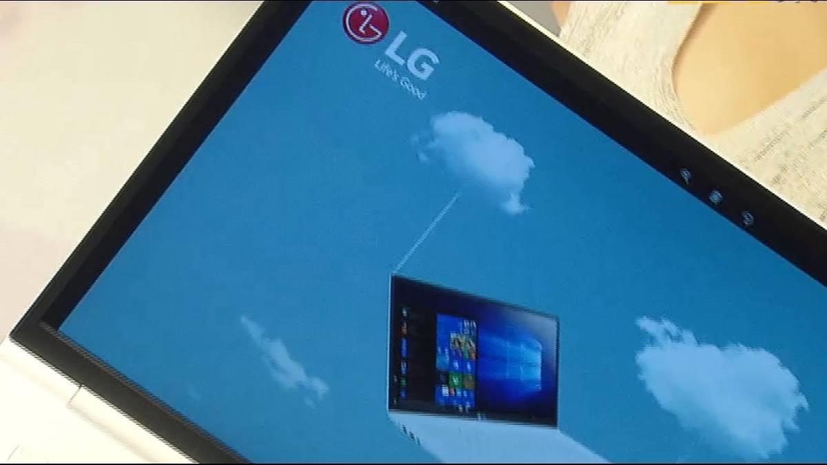 全球最輕17吋筆電LG gram登台 宏碁、華碩迎戰