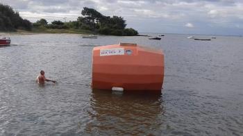 漂流4個月!72歲翁乘木桶橫越大西洋