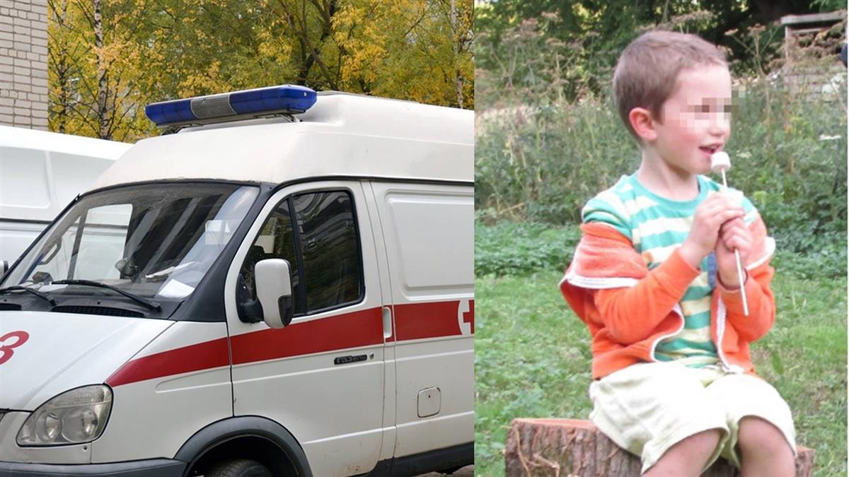 父撥電話求救 遭踢皮球6hr!6歲兒吐綠汁慘死
