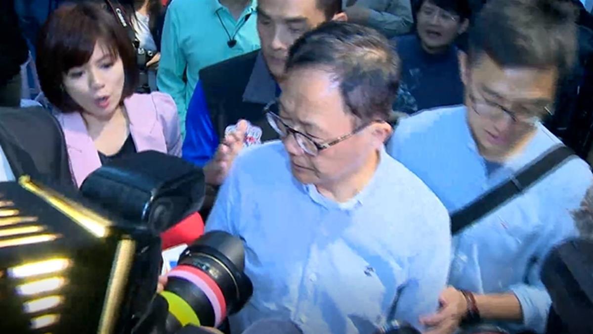 快訊/北市長選舉無效訴訟結果出爐 丁守中敗訴