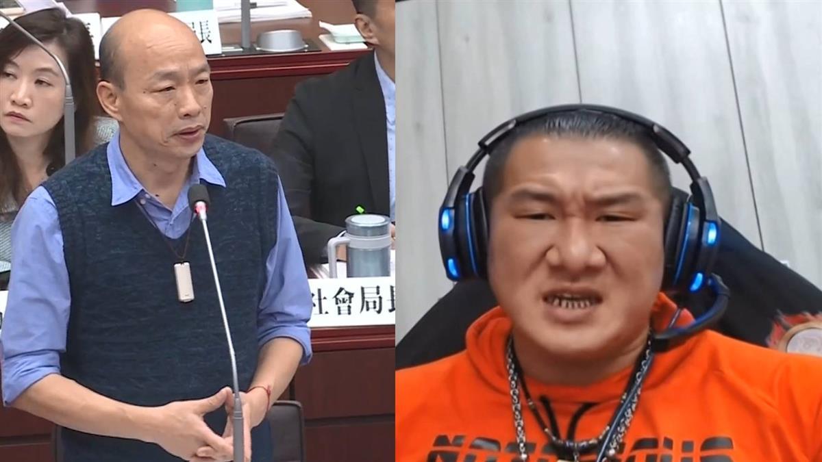 選前承諾不落跑!館長轟言而無信 韓國瑜回應了