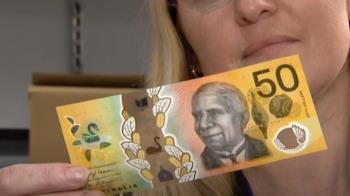 糗了!澳洲4600萬張新鈔單字拼錯