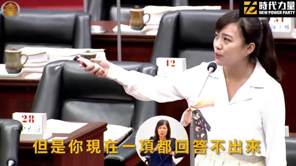 韓國瑜1600字自經區說帖出爐!黃捷傻眼:像小學生
