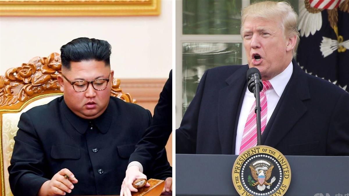 川普:北韓近日射彈不算背信
