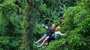 玩高空飛索!啪一聲扣環斷裂 男從12m摔落亡