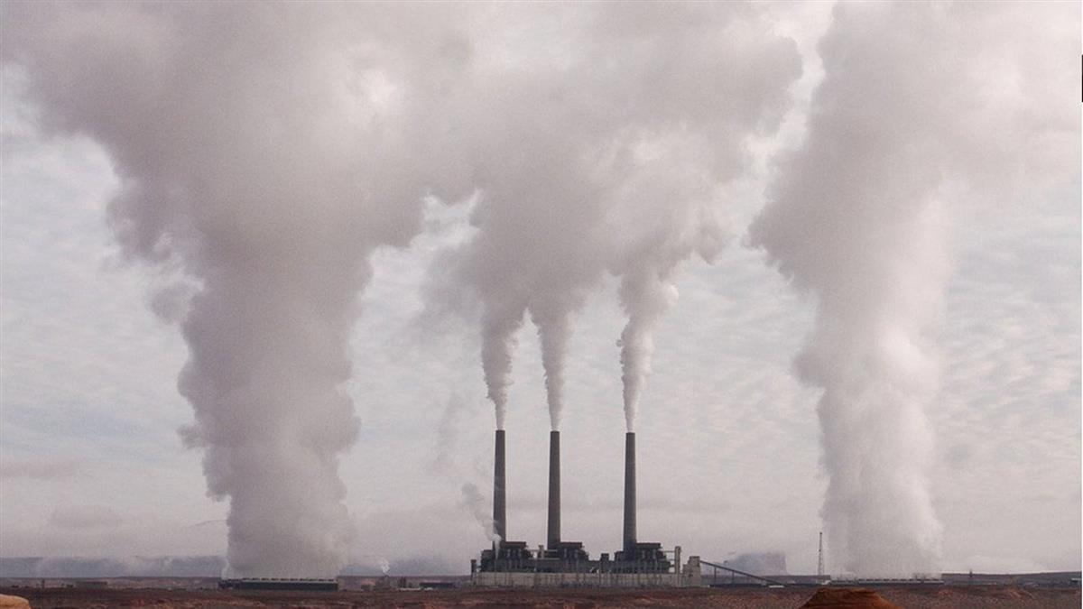 二氧化碳濃度突破415ppm 創人類史新高
