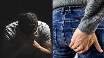 男肛門癢怕就醫 醫檢查驚見詭異斑塊…竟罹2癌