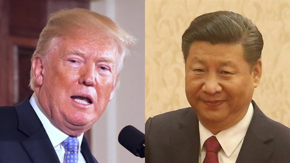 美中貿易緊張  川普:只是小爭執  談判未破裂